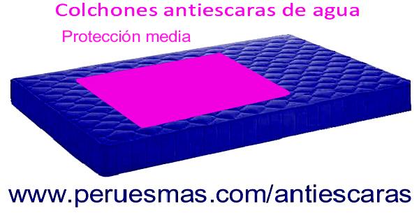 Colchones y Cojines antiescaras de agua, silla de ruedas, Lima, Peru, proteccion, ulceras, de cubito, pacientes postrados, ancianos